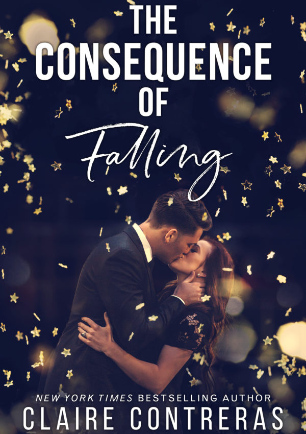 The Consequence of Falling cover reveal!